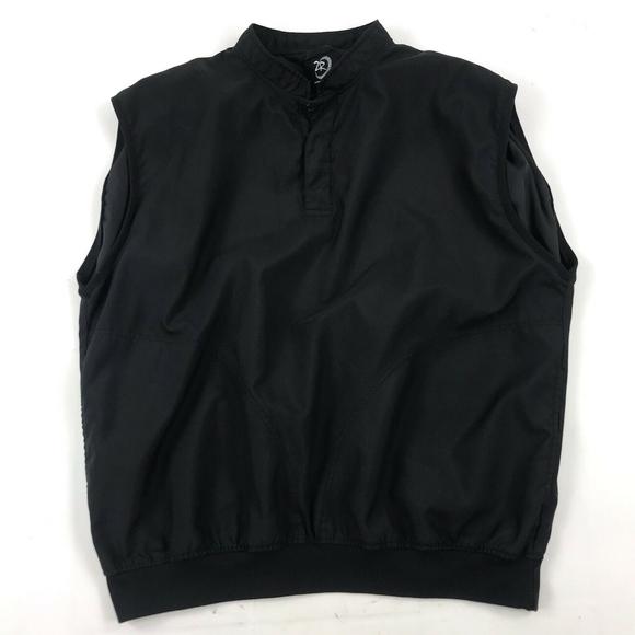 Zero Restriction Other - Zero Restriction Microfiber Loose Fit Vest Sz XL